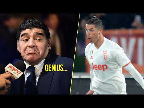 Divine Reactions on Cristiano Ronaldo Actions