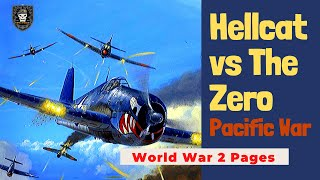 WW2  The Hellcat Vs The Zero Documentary HD