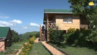 preview picture of video 'Ruhija Gorilla Lodge, Bwindi National Park, Uganda © Abendsonne Afrika'