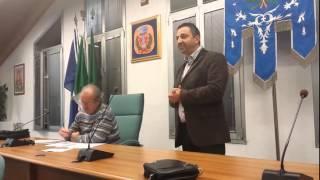 preview picture of video 'Piano della Sosta, No Grazie. Vimodrone. 2°Intervento Maggioranza'