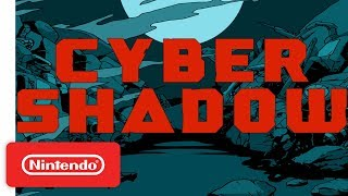 Cyber Shadow - Announcement Trailer - Nintendo Switch