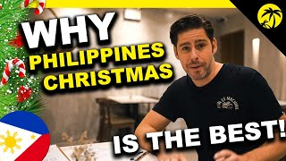 WHY CHRISTMAS in the PHILIPPINES is AWESOME