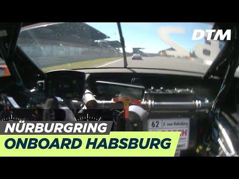 DTM Nürburgring 2019 - Ferdinand Habsburg (Aston Martin Vantage DTM) - RE-LIVE Onboard (Race 2)