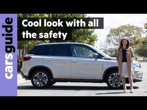 Suzuki Vitara 2020 review: Turbo