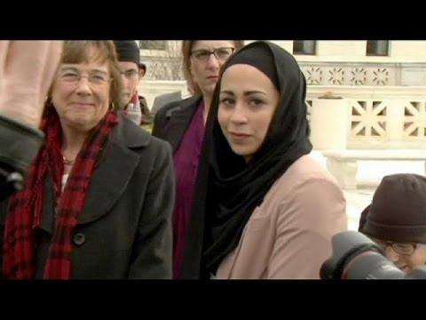 États-Unis : Abercrombie ne peut refuser d'embaucher une femme voilée