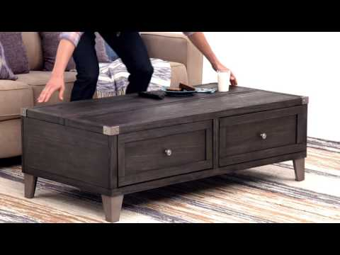 Todoe Lift Top Coffee Table