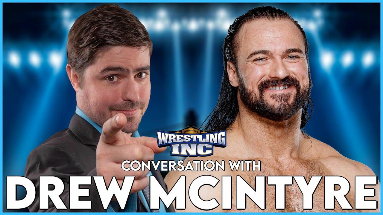 Drew McIntyre Talks Jinder Mahal's WWE Title Run, Mick Foley Criticism