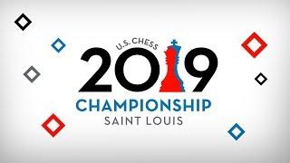 2019 U.S. Chess Championships: Round 2