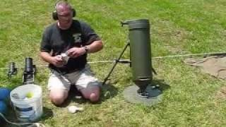 Bowling Ball Mortar Mayhem