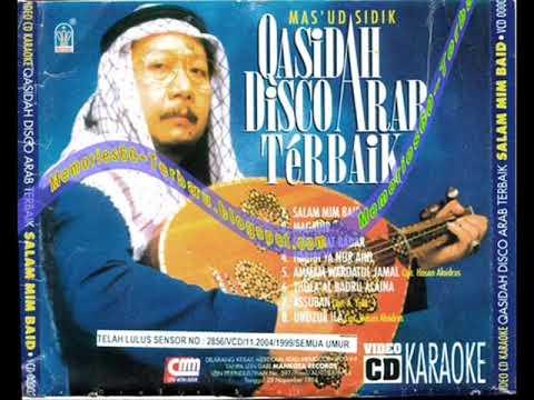 full album  mas ud sidik   qasidah disco arab terbaik  1999
