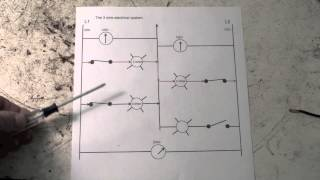 How the 3 wire electrical system works