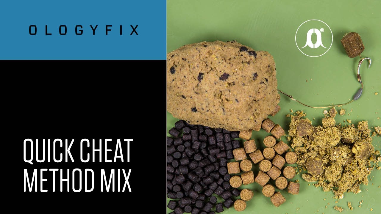 How to make a quick cheat methos mix