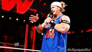 "2003-2005: John Cena 4th WWE Theme Song - ""Basic Thuganomics"" HQ + Download Link"