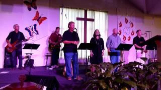 Harbor United Methodist Church Praise Band-HD-In the Secret (cover)-Wilmington, NC-8/2/15