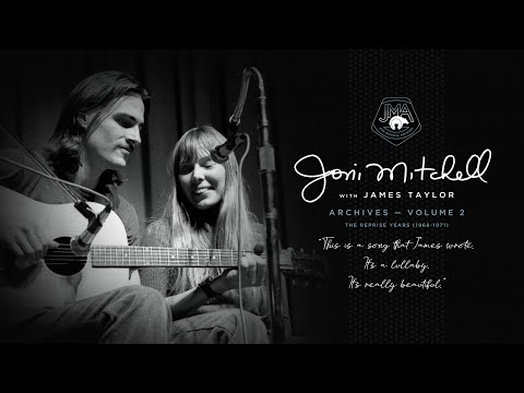 James Taylor / Joni Mitchell – You Can Close Your Eyes (Live at Paris Theatre, 10/29/1970)