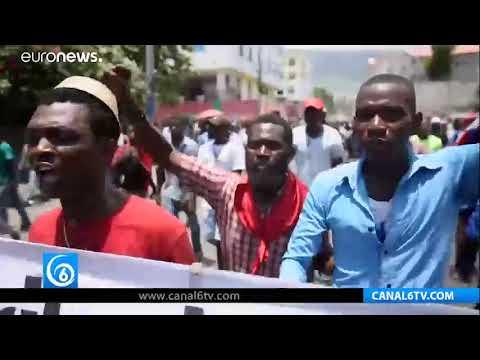 Asesinan al presidente de Haití Jovenel Moise