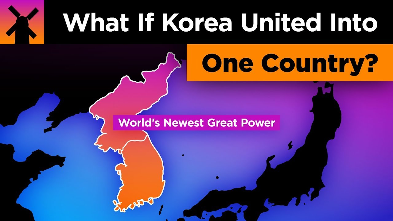 What Would Happen if Korea United Into 1 Country? thumbnail