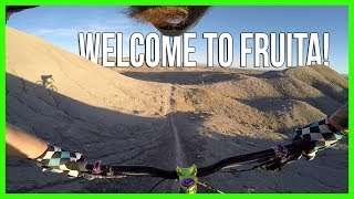 WTF  -  Welcome to Fruita!  Check out Zippety Do Dah!