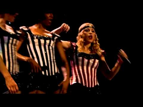 11 Deeper And Deeper (Re-Invention Tour HD 1080p) - Madonna