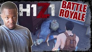 MIZOO GOES OFF! LOL! - Battle Royale H1Z1 Gameplay  | H1Z1 BR Gameplay