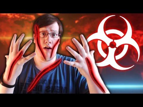 Die Arrhythmie und die Parasiten