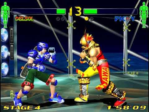 Fighting Vipers 2 смотреть онлайн видео в отличном качестве и без