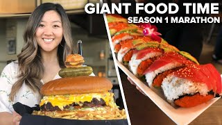 Giant Food Time Marathon: Season 1