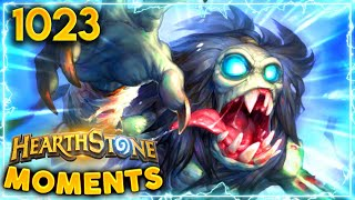 BEWARE! The Army Of The Dead Is Here   Hearthstone Daily Moments Ep.1023