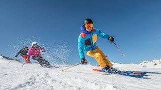 Видеообзор горных лыж Elan Element 2019-20