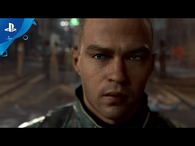 Detroit: Become Human - Best PS4 Game of E3 2017 - Nominee