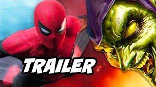Spider-Man Far From Home Trailer - Sinister Six Easter Egg Scenes Breakdown