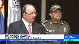 Cae Alias Bigotes, Jefe De Seguridad De Alias Otoniel