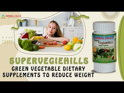 Super Vegiehills 60 Tablets - Vegie formula