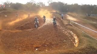 preview picture of video 'Motocross Fajar malik 72  kejurnas  ciamis seri 9, sabtu  23 agustus 2014'