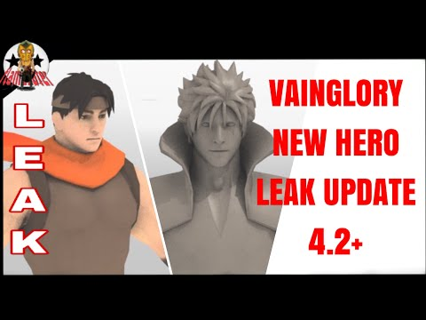 VAINGLORY NEW SKIN + NEW HAT   VAINGLORY UPDATE 3 9