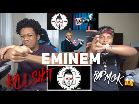 OMG EMINEM WHY YOU DO HIM LIKE THAT 😱EMINEM  KILLSHOT [Official Audio] (видео)