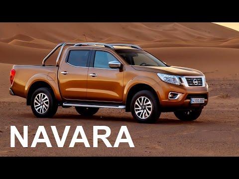 2017 Nissan Navara Pickup