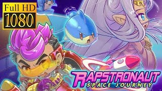 Rapstronaut : Space Journey Game Review 1080P Official Touchten Casual 2016