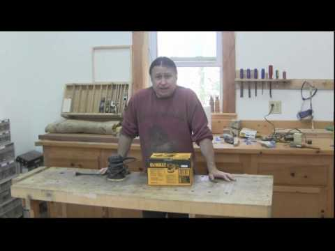 Dewalt Palm Sander Review