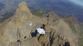 Download Youtube: Phenomenally Long Proximity Wingsuit Flights in the Swiss Alps | HeliBASE 74, Ep. 3