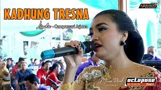Suaranya Bikin Adem - Langgam Kadhung Tresno - Linda Arjuna