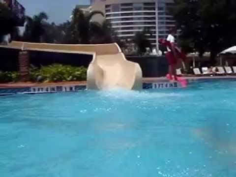 Disney World Pool Hopping 2009 Videos