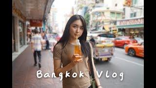 THAI STREETFOOD + BUFFET | Bangkok Vlog | Episode 1