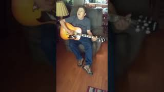 Tommy Shortt  'Baby That's Cold'  (Vern Gosdin Cover Song)
