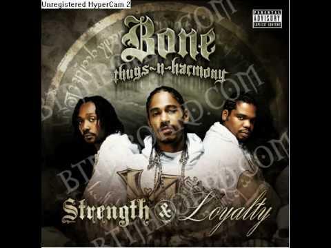 Bone Thugs N Harmony - I Tried (ft. Akon)