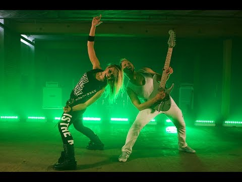 ANGEL VIVALDI // Serotonin feat. Nita Strauss [OFFICIAL 4K]