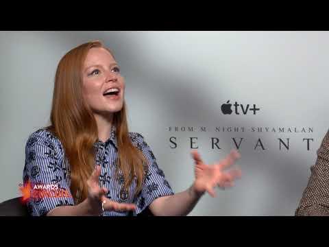 M. Night Shyamalan's SERVANT Cast Interviews
