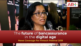 Video: Singapore FinTech Festival - the future of bancassurance in the digital age