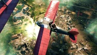 Battlefield 1 - Phần 2: Lái máy bay chiến đấu khó thật