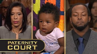 Man Named Baby, But Denies Paternity (Full Episode)   Paternity Court